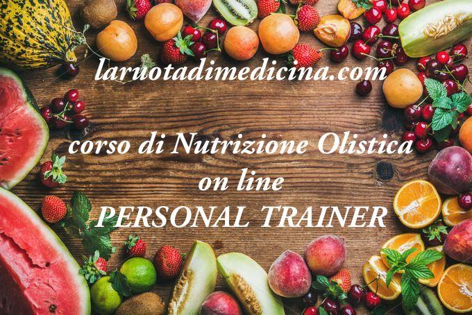 nutrizione olistica online