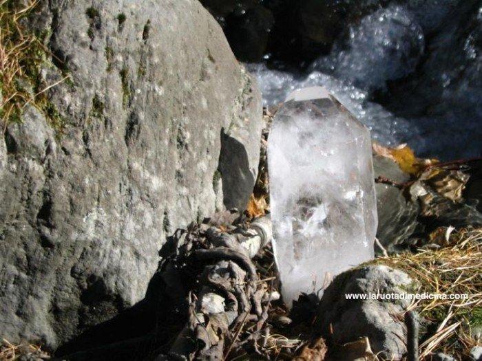 come purificare le pietre