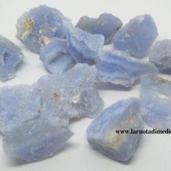 Calcedonio-blu