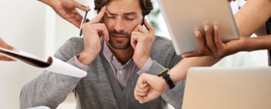 Stress da lavoro: come risolverlo con la meditazione corporea