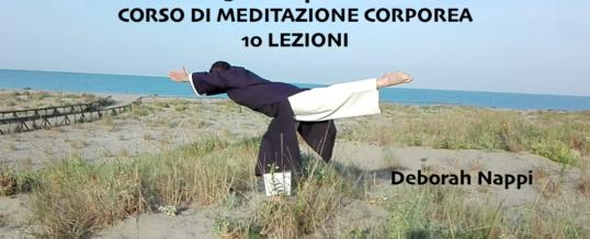 Corso di meditazione corporea – 10 lezioni